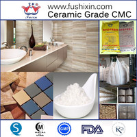 High Quality Low Price Ceramic grade Sodium Carboxymethyl Cellulose CMC China Agents