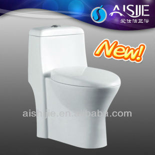 A3158 Hot Design One Piece Sanitary Closet Sanitary Ware Celite Toilet Parts