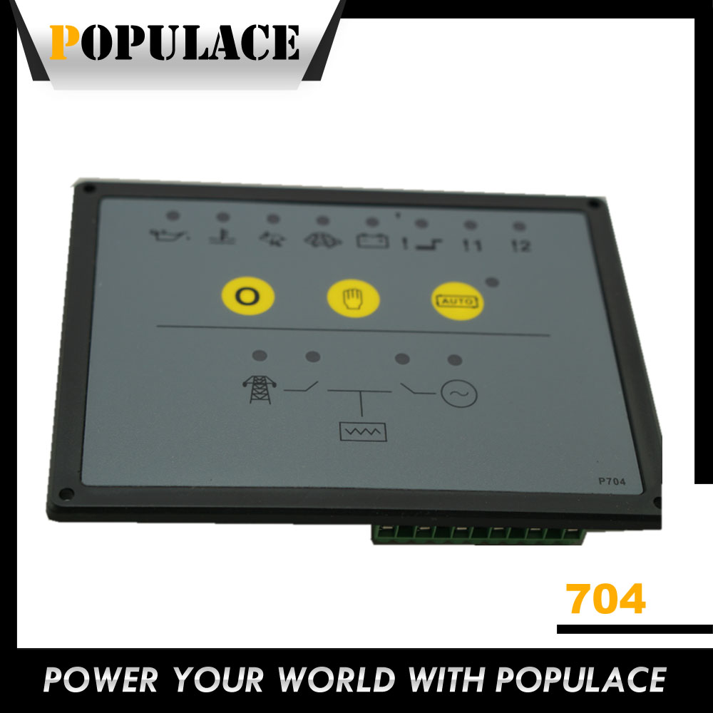 electronic control panel 704 induction generator controller china
