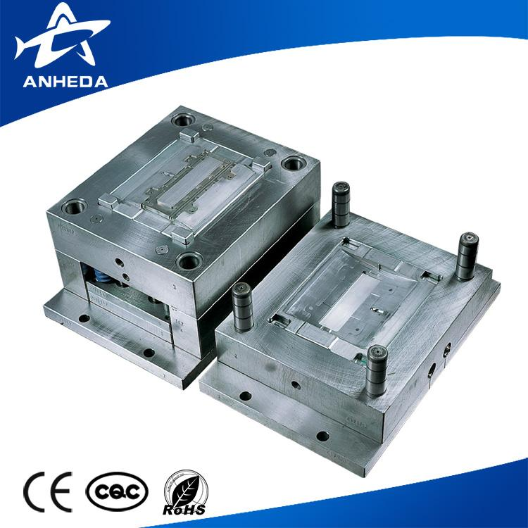 high efficiency plastic injection mould for dvd case