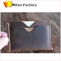 Laos Magic Card Holder Brand Double side insert Card holder case slim wallet man Minimalist Wallets