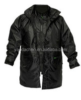 Wind proof super warm and fashion 4 in 1 jacket