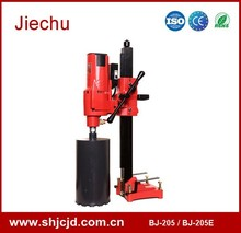 Diamond Core Drill Cutting Reinforced Concrete Concrete Granite