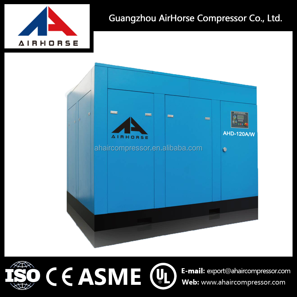 Quality Assured Customize PLC Control Oil Free Rotary Screw Air Compressors