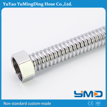 Stainless steel annular corrugated flexible water industrial metalic hose for industrial purpose