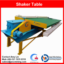 Tin concentration machine 6s shaking table concentrator