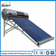 Best Selling Stainless Steel Solar Hot Water Heaters By China Manufacture