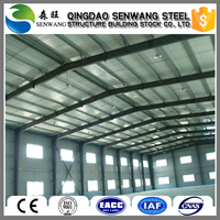 Useful construction design steel structure warehouse