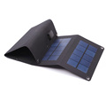 XRSOLAR 8w 5v Foldable Solar Charger Bag
