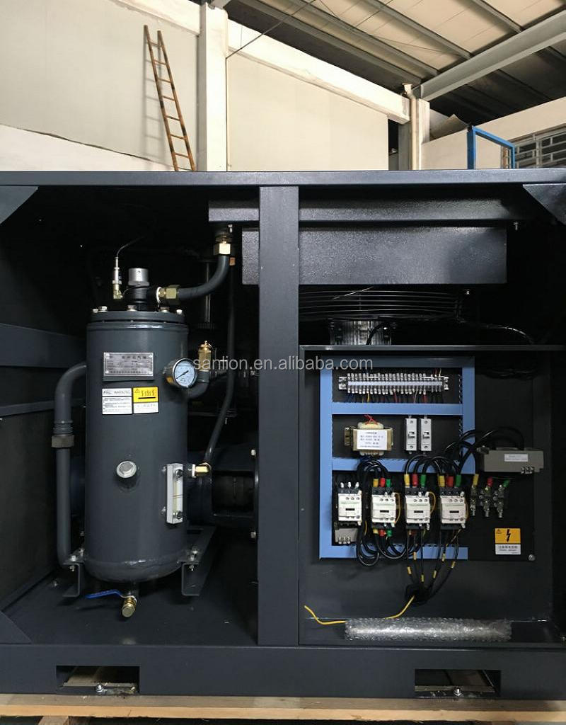 CE & ISO 30KW or 35HP Twin Screw Air Compressor with Variable Speed Driven