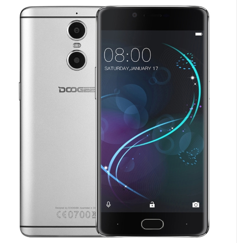 Factory price 5.5 inch 2.5D Android 6.0 Quad Core DOOGEE Shoot <strong>1</strong> 4G phone