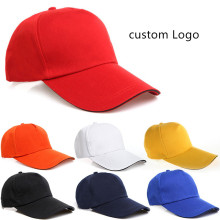 MZ104 Wholesale canvas blank custom advertising cap travel activities baseball cap prints logo volunteer work cap