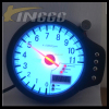 Racing Multifunction 4 In 1 Auto Meter Tachometer