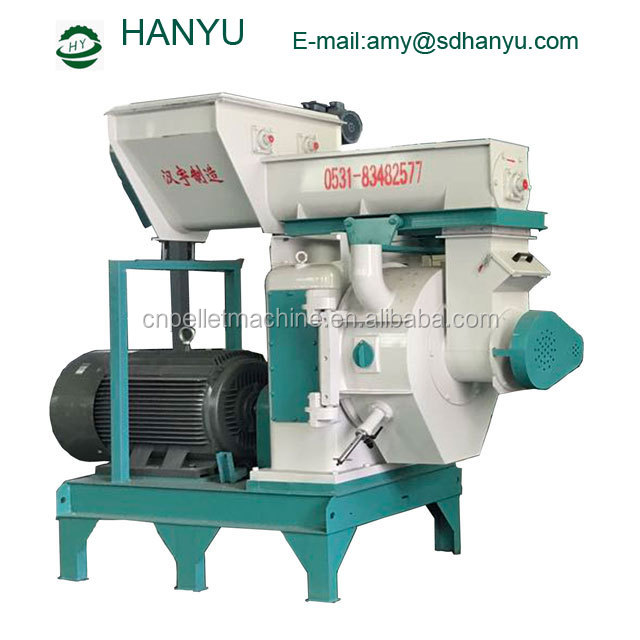 China factory CE low price animal feed pellet machine