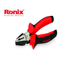 RONIX New design multi purpose CNC Machined Aluminium combination pliers with PVC handle IN STOCK