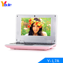 New 7 inch 1.2GHz Wm8850 Android 4.0 Mini Laptop