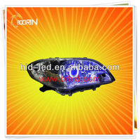 Fashionable new product projector lens angel eyes for honda civic