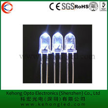 good quality 5mm round tombstone led diode traffic indicator