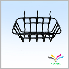 Smart design wire basket rack for hold basketball