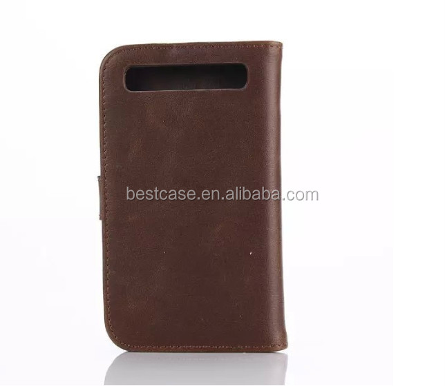 fashion style phone case for blackberry Q20 , flip phone case