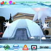 14m diameter inflatable dome tent, big party dome tent for sale,tent with LED for events at night