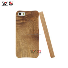 Wholesale Hard Walnut Blank Real Wood Cover Cases,Phone Case Bamboo for iPhone