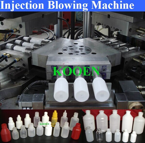 pu injection blow moulding shoe machine