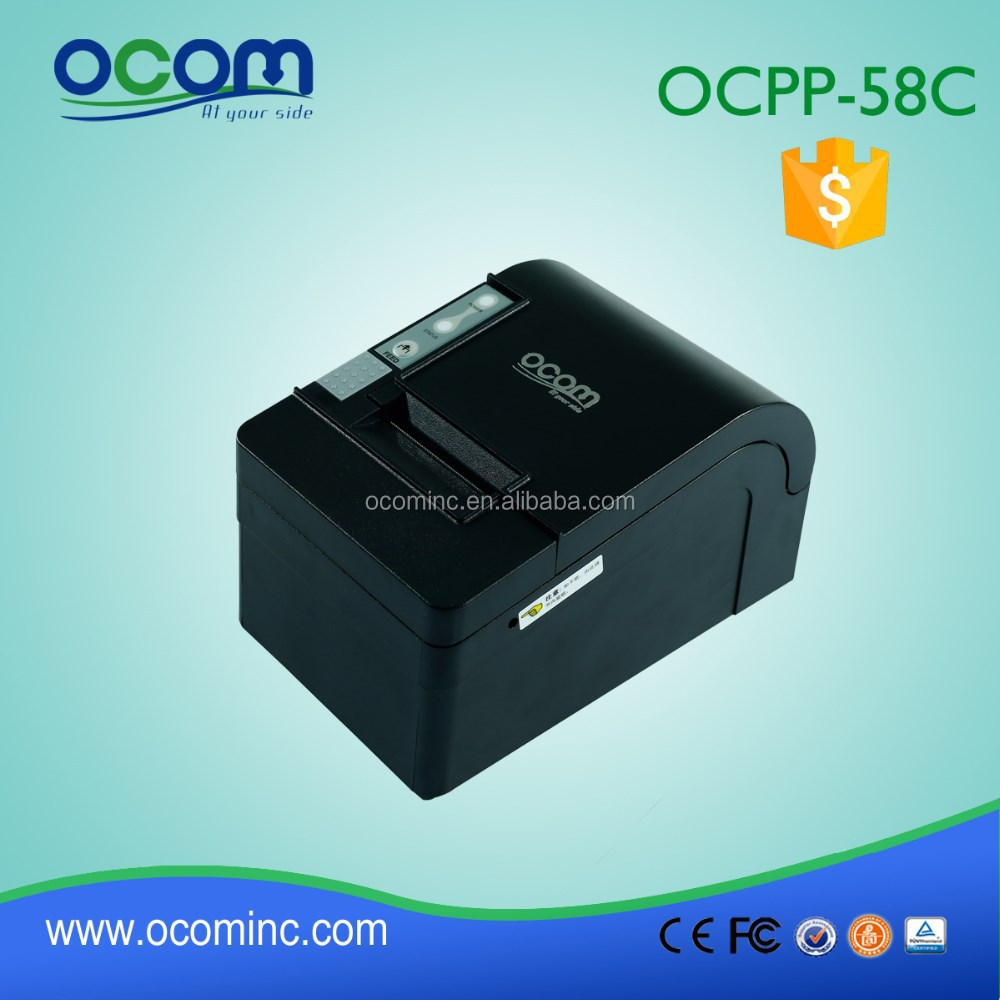 OCPP-58C-----Thermal Receipt Sticker Printer and Cutter with linux driver