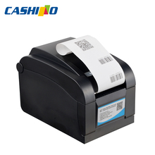 CSN-350B direct thermal label barcode sticker printer