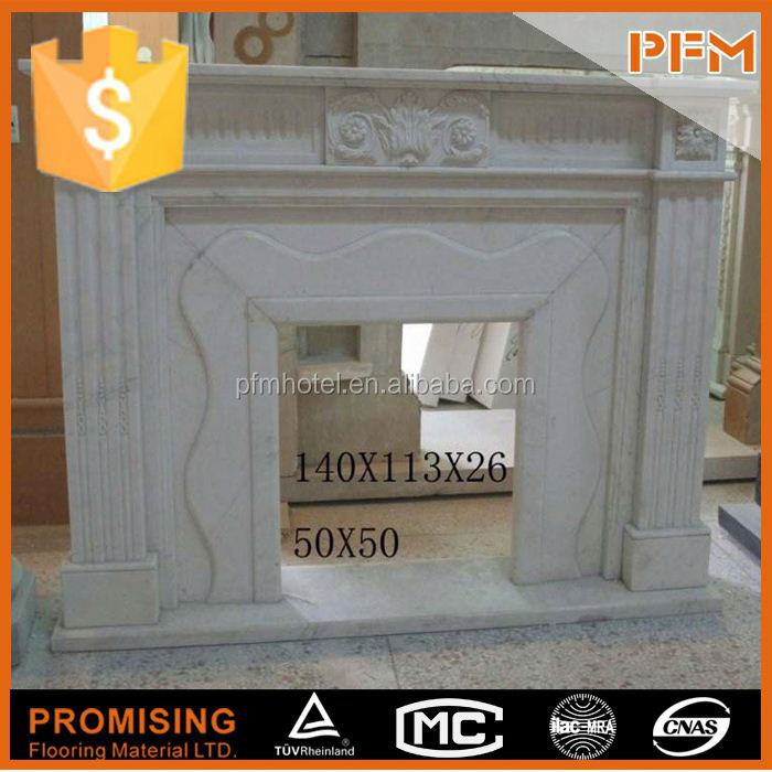 indoor stone marble marble fireplace back panel