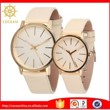 2015 New Style Top Quality Fashion Popular Lover Quartz Watch