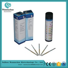 Hot new products blood sugar test blood glucose test strips FDA cleared CE mark for Hospital use