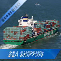 shipping container from hongkong to san francisco departure: china fast speed safty A+
