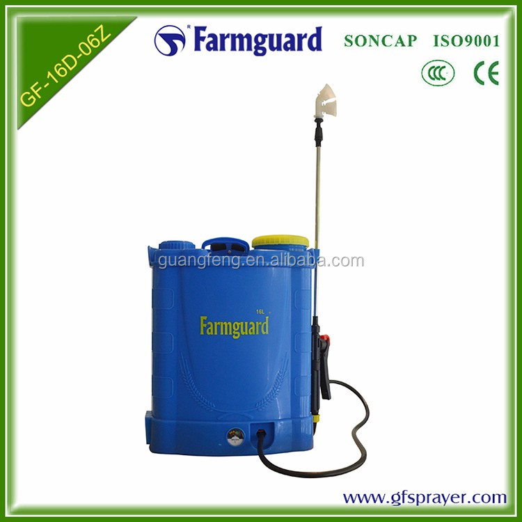 Customized Widely Used Power-saving knapsack engine power sprayer