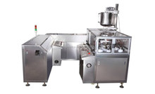 HY-U Automatic Suppository Filling And Sealing Machine Equipment