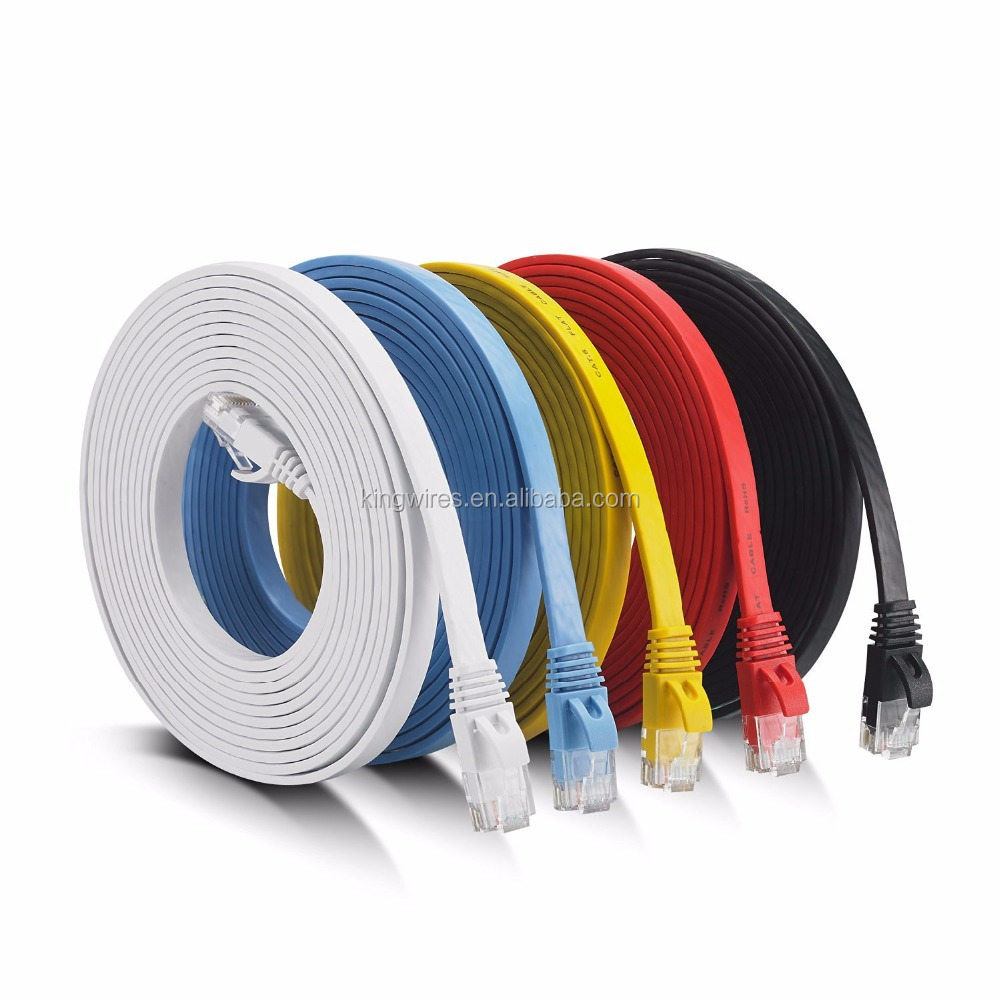 utp cat5e lan cable 4pr 24awg fiber optic patch cord UTP cat6 network cable