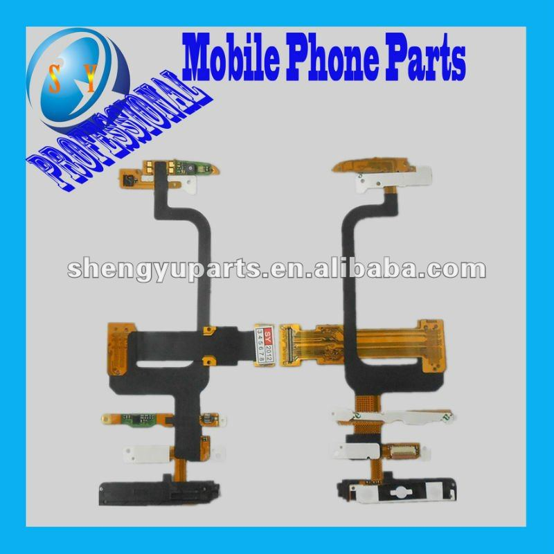 cell phone accessory for Nokia C6 Flex Cable Flat /Slider Flex For C6