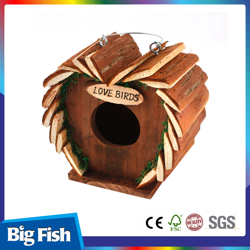 Big Fish Cool Hanging Vintage Bird Houses Designs For Sale