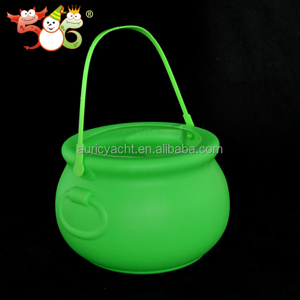 High Quality 2015 Green ST Patrick's day Cauldron