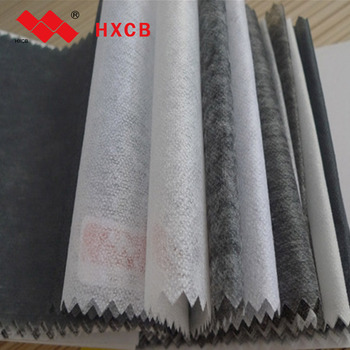 Polyester Fusible Interlining Fabric Garment Interfacing