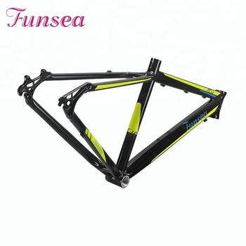 China OEM factory wholesale super high quality Alloy 6061# 26 inch mountain bicycle carbon bike frame mtb e bike mtb frame