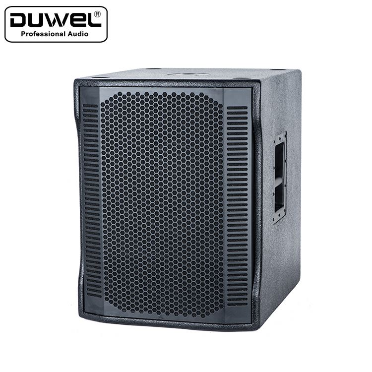 Quality Guarantee Stronger Durable acoustic subwoofer 15 inch
