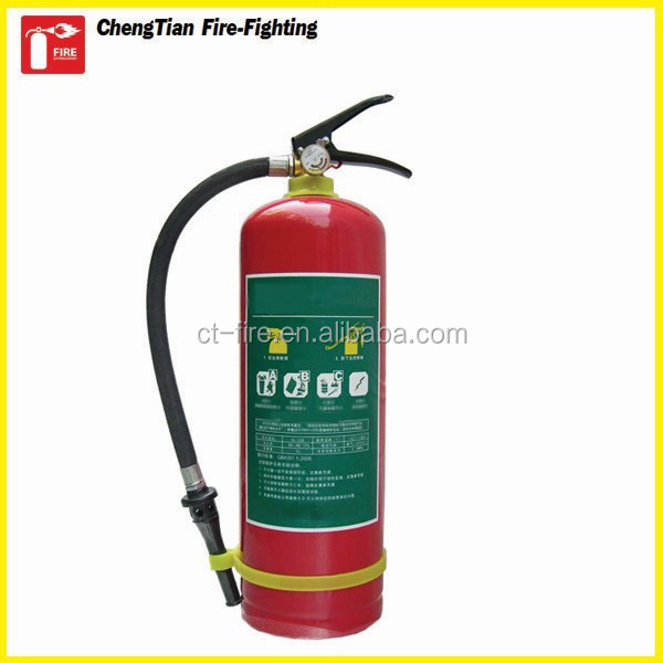 OEM labble dry powder fire extinguisher