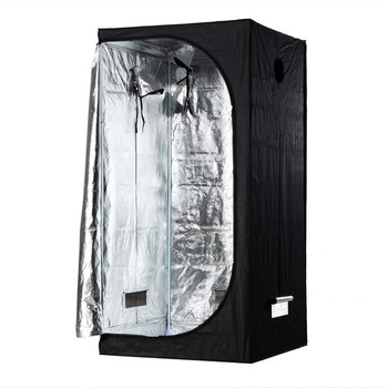 "48"" x 48"" x 80"" Grow Tent Indoor Mylar Hydroponic Plant Growing Room"