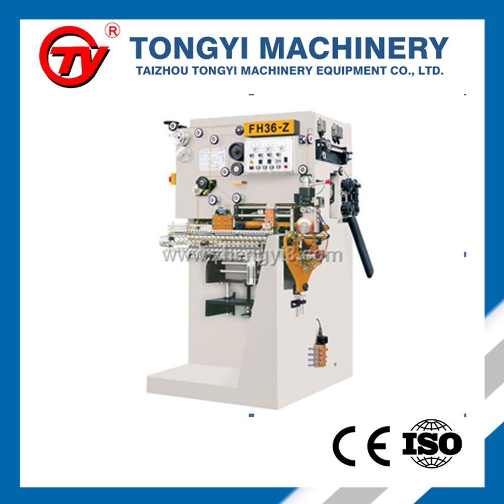Full Automatic Seam Welding Machine used for tin can making line of packaging machinery