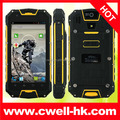 4.5 Inch Android 4.2 MTK6589 Quad Core 3000Mah Battery IP68 waterproof smartphone Snopow M8