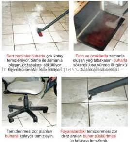Vapor de limpieza robot aparatos de limpieza a vapor - Robot de limpieza a vapor ...