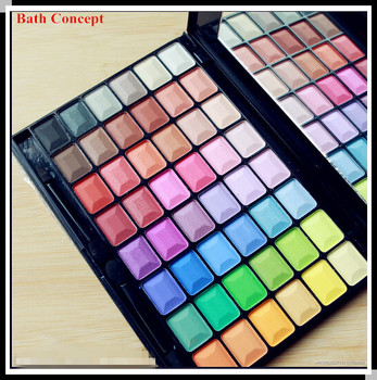48 Color Paraben Free Eye Shadow Palette