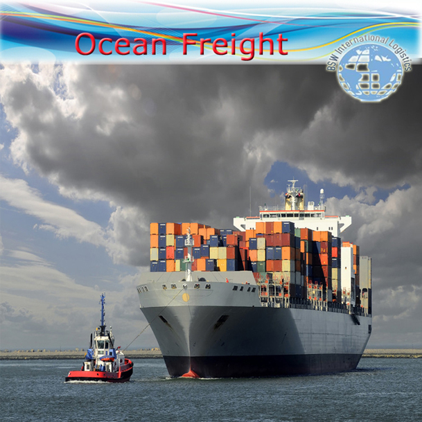 High quality cheap DDP/DDU services by sea from China to England Cosmetic Bags & Cases