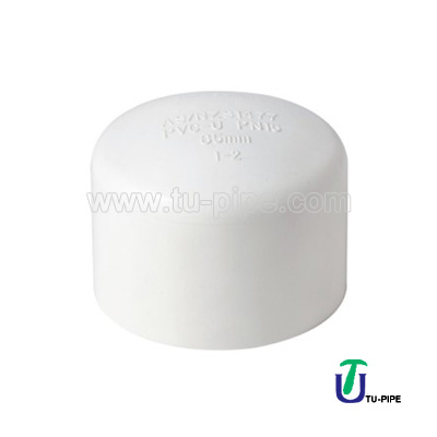 plastic UPVC End plugs AS/NZS 1477 / UPVC pipe fittings